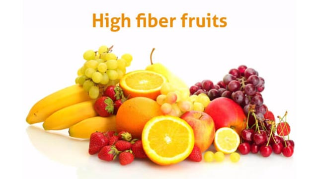 High Fiber Fruits You Should know about