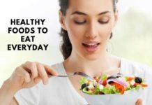 healthy foods to eat everyday