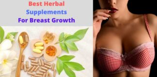 Best Supplements For Breast Growth