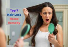 Hair Loss Home Remedy