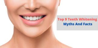 Teeth Whitening Myths And Facts